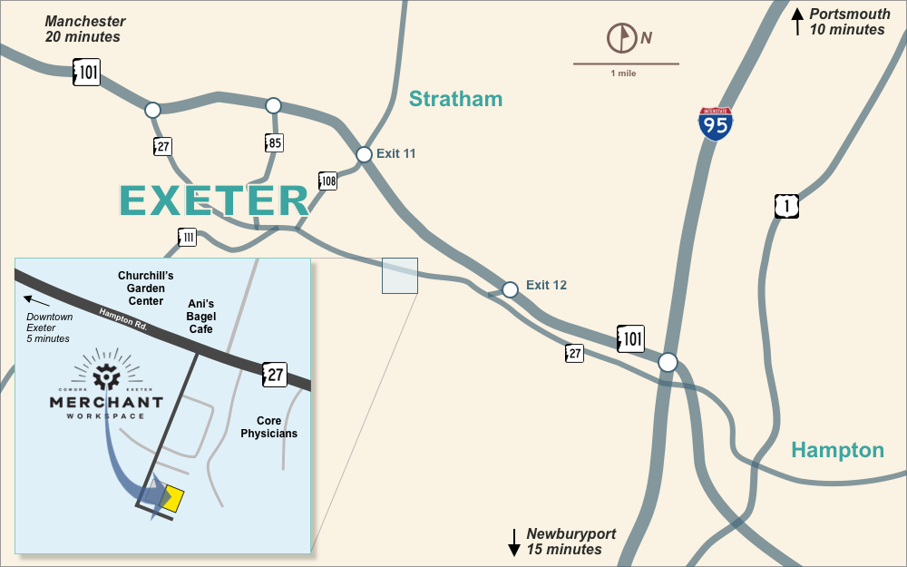MW map